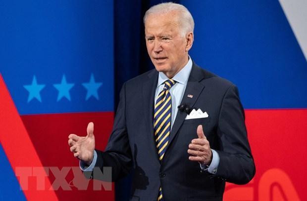 Tổng thống Biden hối thúc Thượng viện Mỹ thông qua gói cứu trợ 1.900 tỷ USD