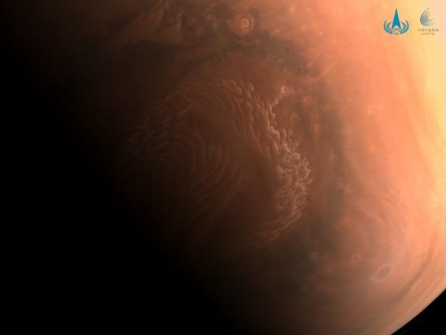 Những hình ảnh mới nhất của Sao Hỏa