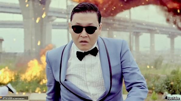 MV 'Gangnam Style' đạt 4 tỷ lượt xem trên Youtube