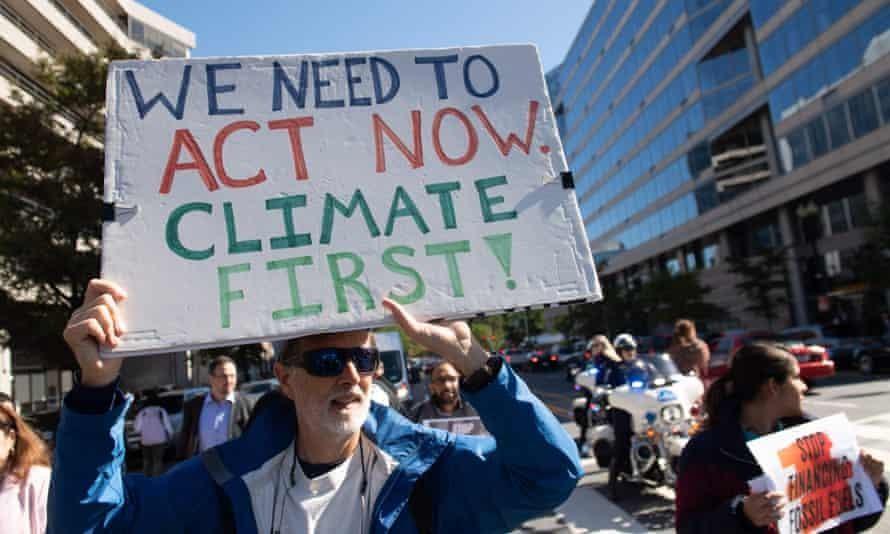 Hoa Kỳ kêu gọi cắt giảm 50% lượng khí thải vào năm 2030