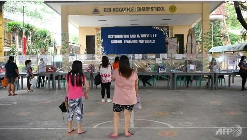 Philippines đối mặt với khủng hoảng giáo dục do ảnh hưởng của COVID-19