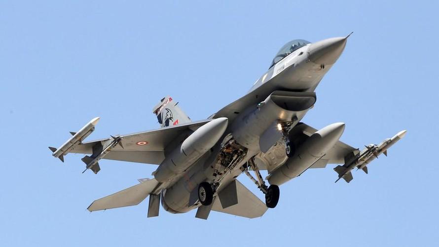 Máy bay chiến đấu Thổ Nhĩ Kỳ. Ảnh: Daily Mail