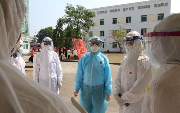 24h Việt Nam không ghi nhận ca mắc mới COVID-19