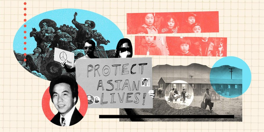 COVID-19 tô đậm bức tranh phân biệt đối xử với người châu Á