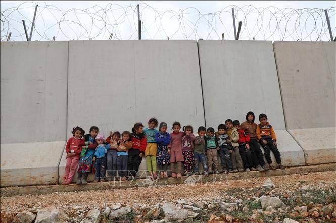 UNICEF kêu gọi bảo vệ tính mạng hàng triệu trẻ em tại Tây Bắc Syria