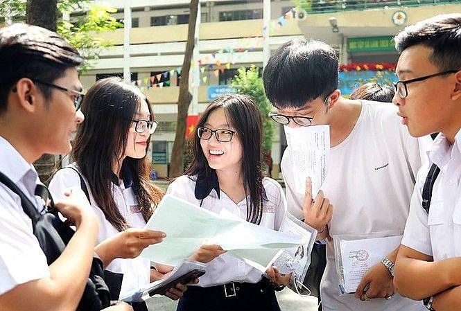 Công bố đề thi tham khảo Kỳ thi tốt nghiệp THPT 2021
