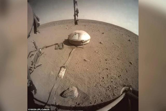 Những trận động đất bí ẩn trên Sao Hỏa