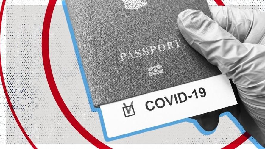 Mỹ: Không yêu cầu 'hộ chiếu vaccine' COVID-19