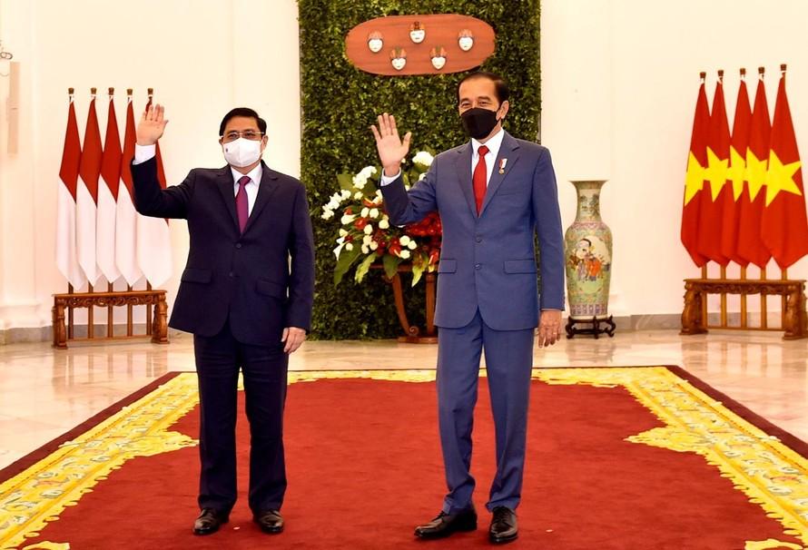 Thủ tướng Chính phủ Phạm Minh Chính kết thúc chuyến công tác tham dự Hội nghị các Nhà Lãnh đạo ASEAN