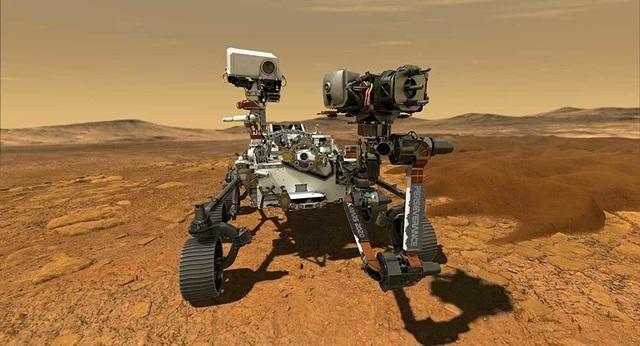 NASA khai thác thành công ôxy từ bầu khí quyển Sao Hỏa