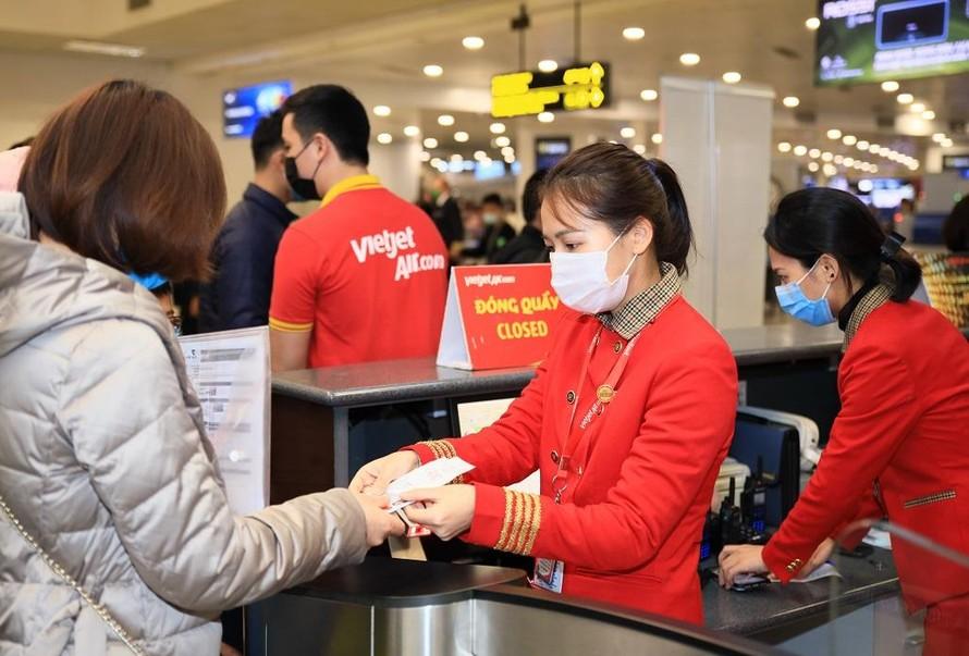 Yên tâm bay cùng Vietjet với quà tặng Bảo Hiểm 'Bay An Toàn trong mùa dịch bệnh'