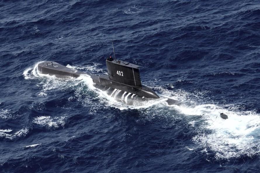 Vụ chìm tàu ngầm của Indonesia: Toàn bộ thủy thủ thiệt mạng