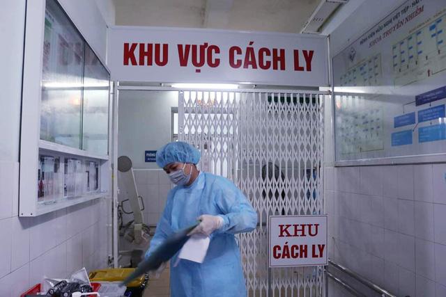 Chiều 1/5, Việt Nam có thêm 14 ca mắc COVID-19