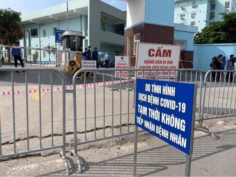 Từ 5h30 ngày 7/5, Bệnh viện K dừng đón tiếp bệnh nhân