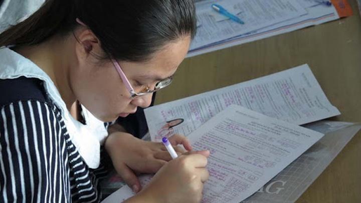 Cả nước có hơn 1 triệu thí sinh đăng ký dự thi tốt nghiệp THPT năm 2021