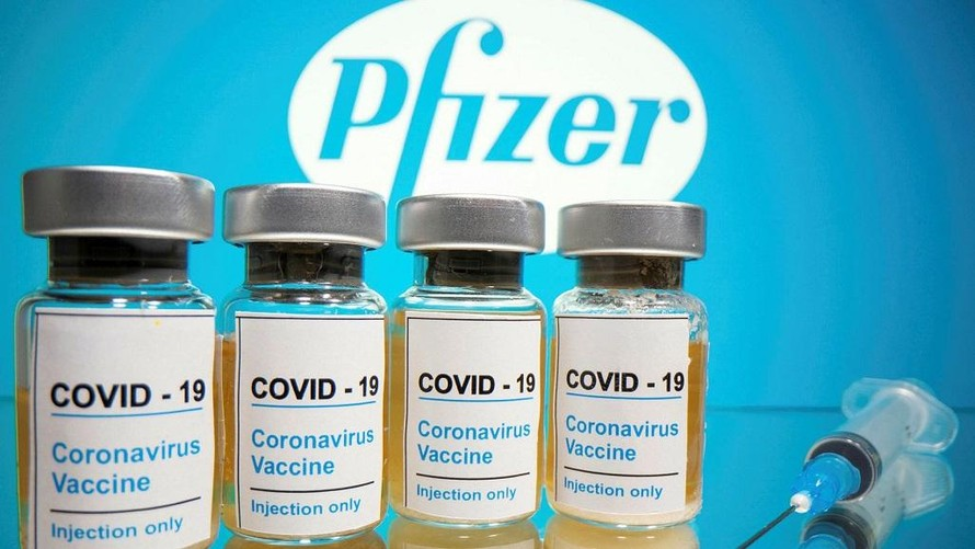 Tiêm đủ hai liều vaccine Pfizer giảm 97% nguy cơ tử vong