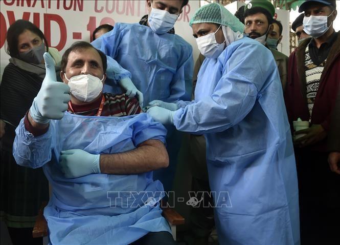 Pakistan mở rộng chiến dịch tiêm chủng