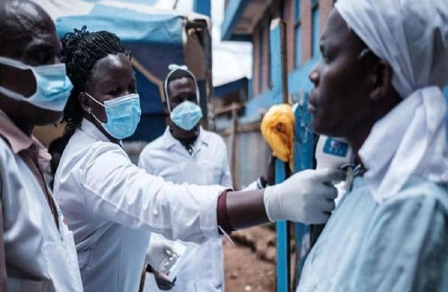 Châu Phi có tỷ lệ người dân được tiêm chủng thấp. (Ảnh: ahram)
