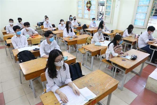Hà Nội chuẩn bị các điều kiện tốt nhất cho Kỳ thi tuyển sinh vào lớp 10