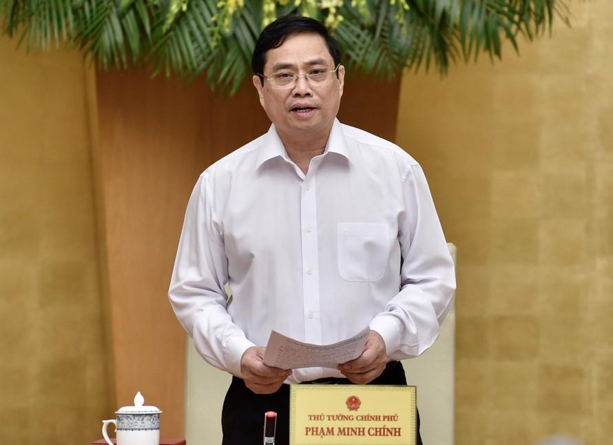 Thủ tướng Phạm Minh Chính làm Chủ tịch Hội đồng Thi đua-Khen thưởng Trung ương