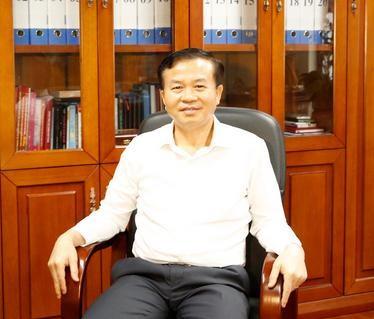 Ông Nguyễn Quang Vinh, Phó Tổng Giám đốc KBBN, Giám đốc Ban Quản lý Quỹ Vaccine phòng, chống COVID-19 - Ảnh:VGP/HT
