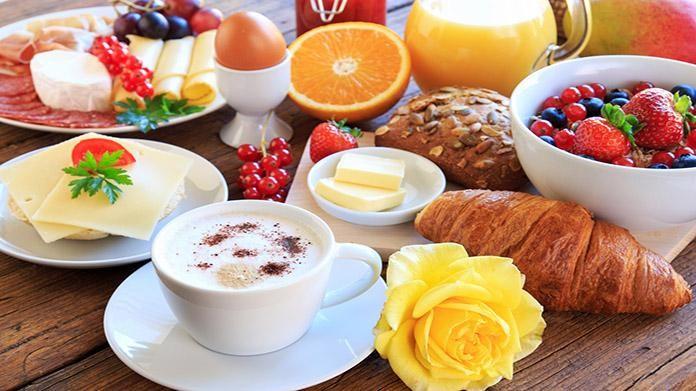 Những thói quen ăn sáng sai lầm