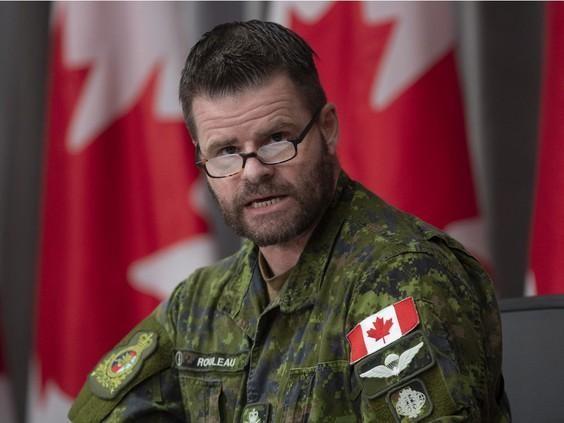 Trung tướng Mike Rouleau đã tuyên bố từ chức hôm 14/6. (Nguồn: ottawacitizen)