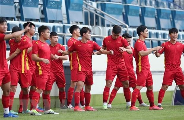 Danh sách 23 cầu thủ tham gia trận Việt Nam-UAE