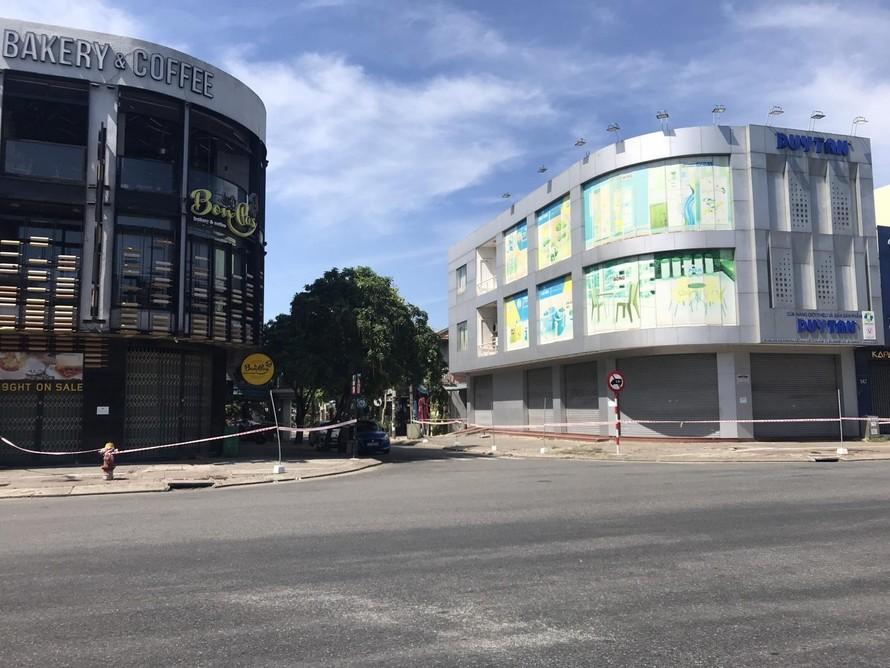 Đà Nẵng: Cấm tắm biển và phục vụ ăn uống tại chỗ từ 12h trưa ngày 20/6