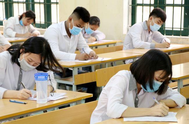 Hà Nội: Hướng dẫn chi tiết phòng, chống dịch COVID-19, đảm bảo an toàn cho kỳ thi tốt nghiệp THPT