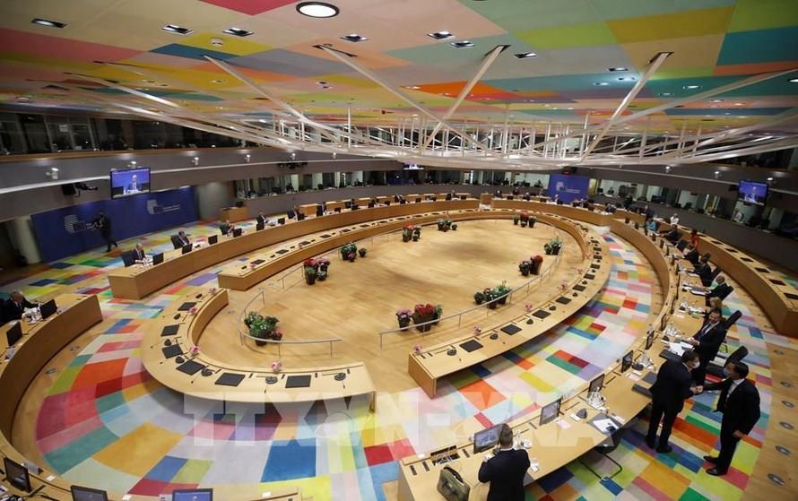 EU gia hạn các biện pháp trừng phạt đối với Nga