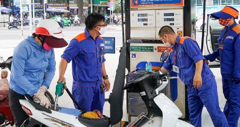 Giá xăng, dầu đồng loạt tăng từ 15h ngày 26/6