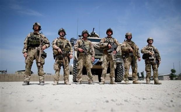 Đức kết thúc sứ mệnh quân sự ở Afghanistan