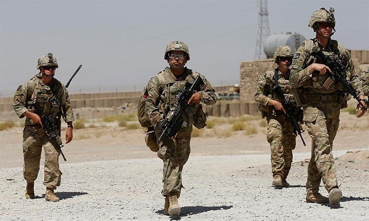 Quân đội Mỹ bảo lưu thẩm quyền bảo vệ các lực lượng Afghanistan