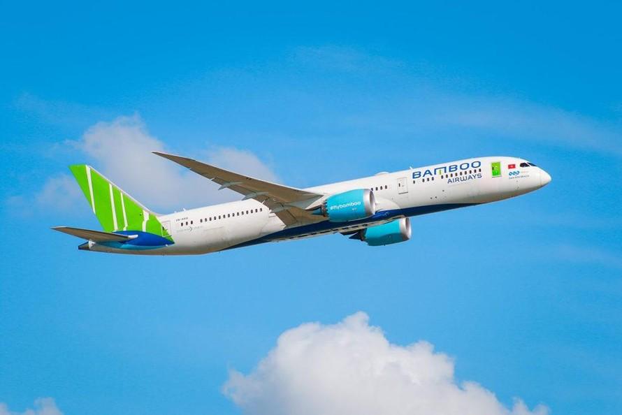 Hãng dự kiến khai thác đường bay thẳng Việt - Mỹ bằng máy bay thân rộng hiện đại Boeing 787-9 Dreamliner