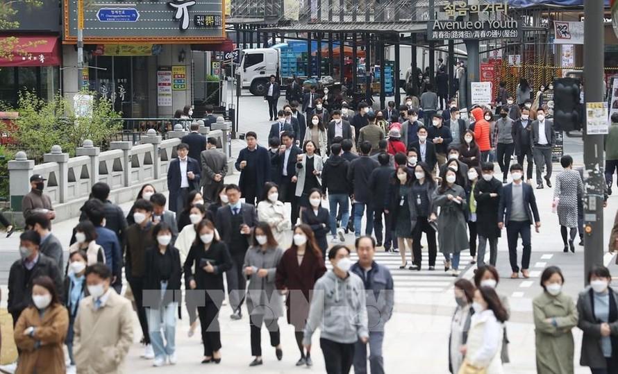 Hàn Quốc dự kiến nâng mức lương tối thiểu thêm 5,1%