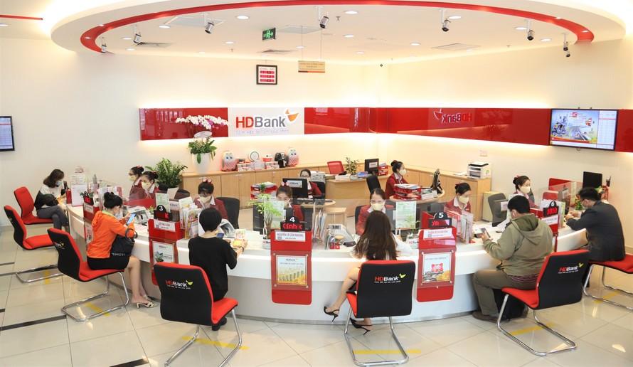 HDBank giảm lãi suất trung bình 1% cho các lĩnh vực ưu tiên, địa bàn bị ảnh hưởng COVID-19