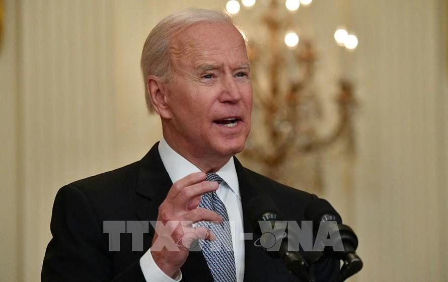 Tổng thống Biden kêu gọi Quốc hội thông qua đề xuất đầu tư cơ sở hạ tầng