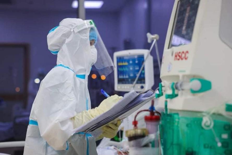 Bộ Y tế lập 12 trung tâm hồi sức tích cực COVID-19 quốc gia