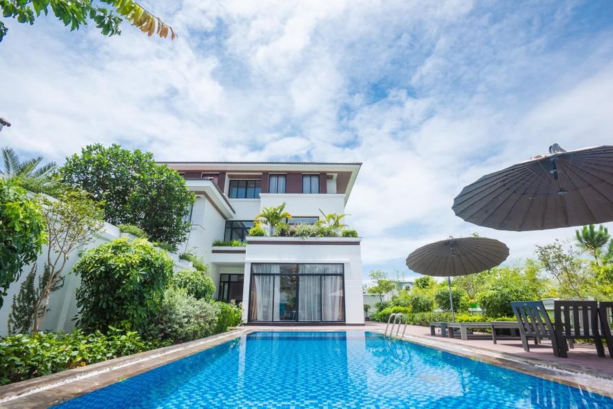 Biệt thự FLC Grand Villa Halong đậm chất Địa Trung Hải