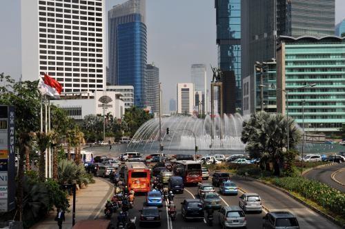 Indonesia dự báo tăng trưởng kinh tế trong quý III đạt khoảng 3-4%