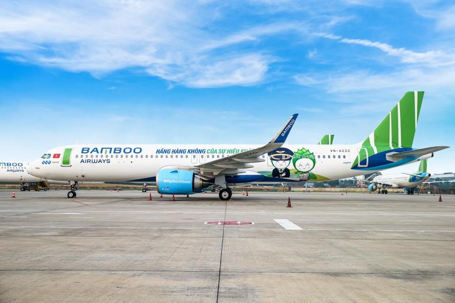 Cùng Bamboo Airways đón sinh nhật tuổi mới với loạt ưu đãi cực đã
