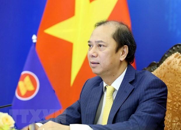 Ông Nguyễn Quốc Dũng.