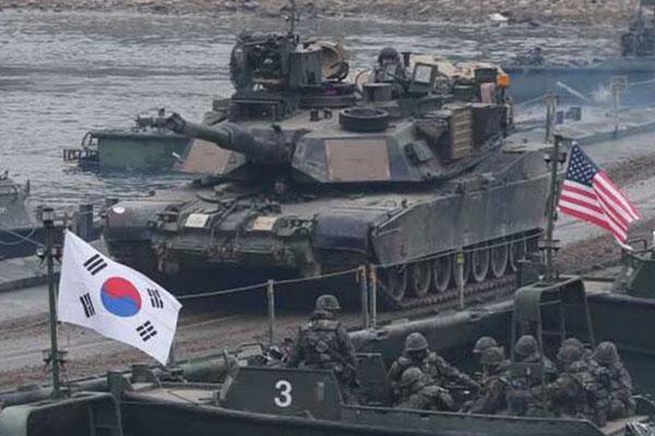 Quân đội Hàn-Mỹ kết thúc cuộc tập trận chung mùa Hè