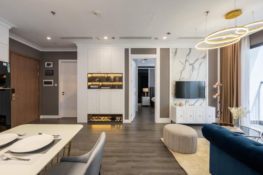 Chủ sở hữu một căn hộ The Zenpark có thể bỏ túi tới gần 600 triệu khi tham gia cho thuê theo chương trình Tổ ấm an vui