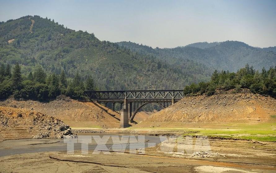 Vấn đề về nguồn nước cũng có thể mang đến những thách thức mới trong tương lai. Ảnh: AFP/TTXVN