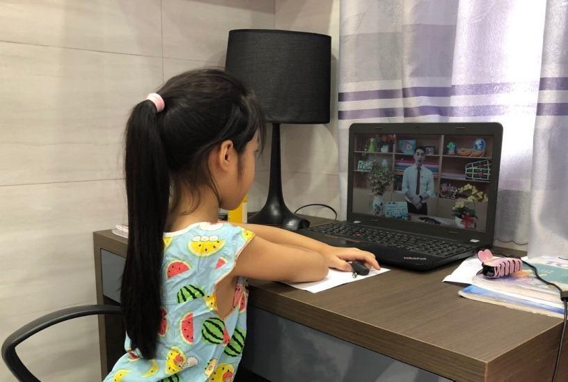 Tăng cường các biện pháp hỗ trợ học sinh học trực tuyến tại nhà đảm bảo an toàn