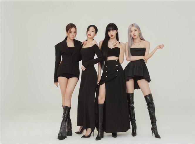 Nhóm nhạc BLACKPINK của Hàn Quốc có lượt theo dõi cao nhất trên YouTube
