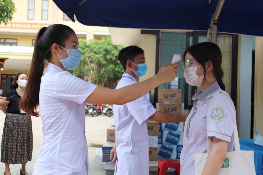 Quảng Bình: Tổ chức dạy học, ứng phó diễn biến dịch bệnh