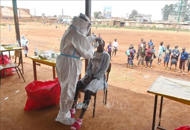 Hơn 139 triệu người bị ảnh hưởng do khủng hoảng khí hậu và đại dịch COVID-19